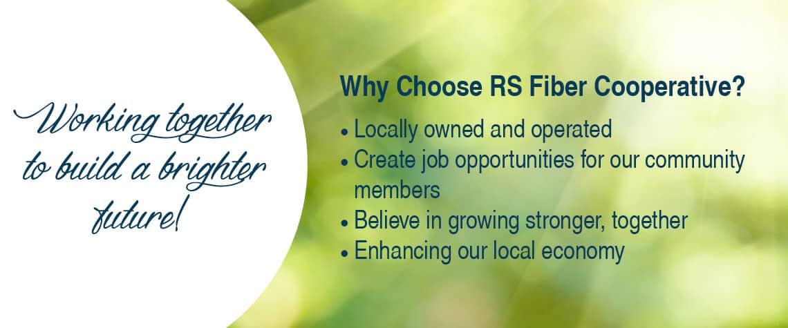 Why RS Fiber?