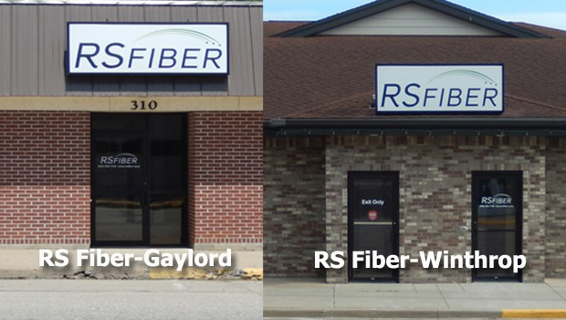 RS Fiber offices